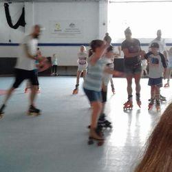 Roller skating dandenong