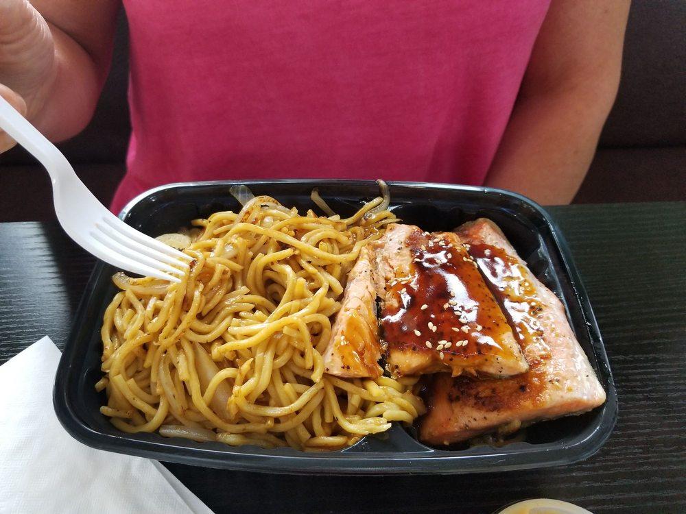 Food from Zen express