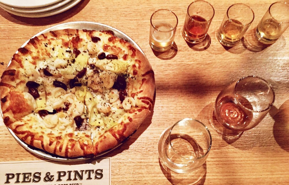 Pies & Pints: 222 Capitol St, Charleston, WV