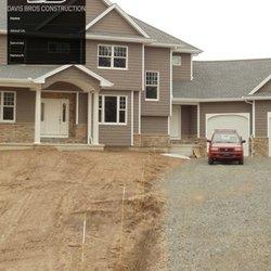 Foto Zu Davis Brothers Construction   Bloomfield, CT, Vereinigte Staaten.  New House Build