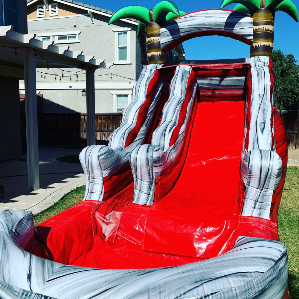 Jumpin' Bean Party Rentals: 30190 Calle Pompeii, Menifee, CA