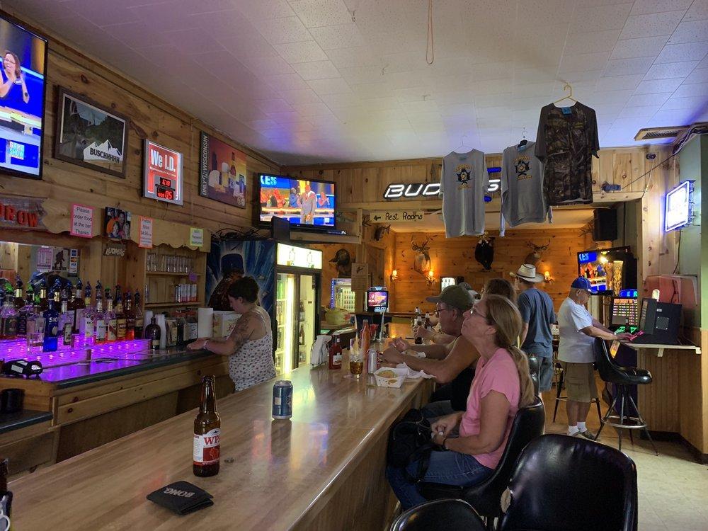 Saxon Pub & Archery: 14287 N State Hwy 122, Saxon, WI