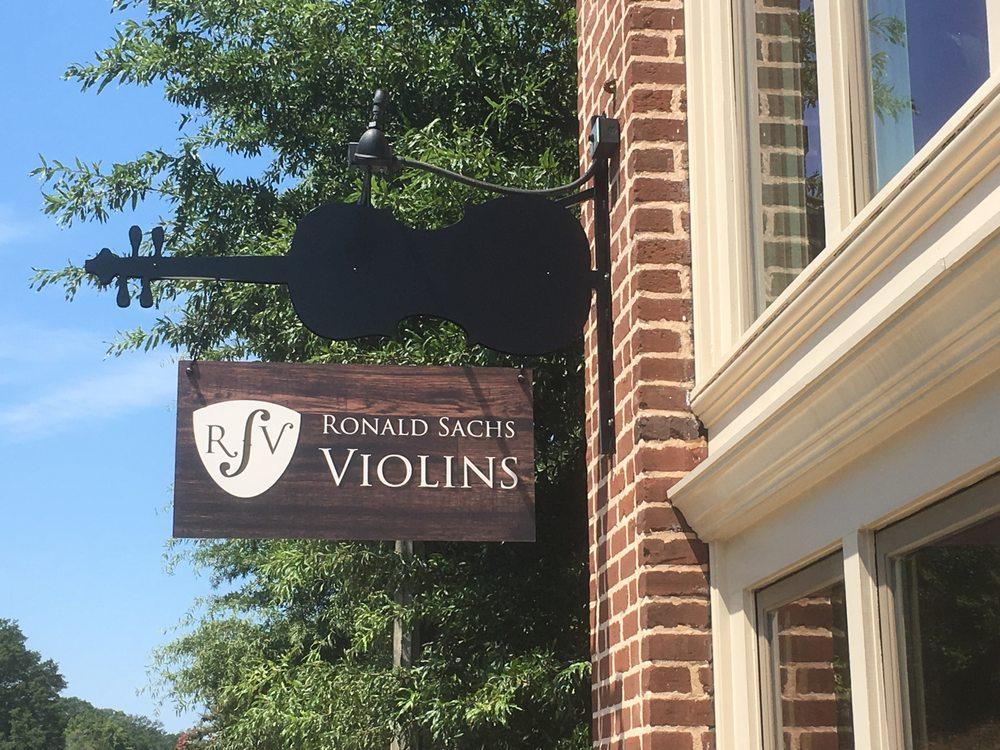 Ronald Sachs Violins: 100 N Avondale Rd, Avondale Estates, GA