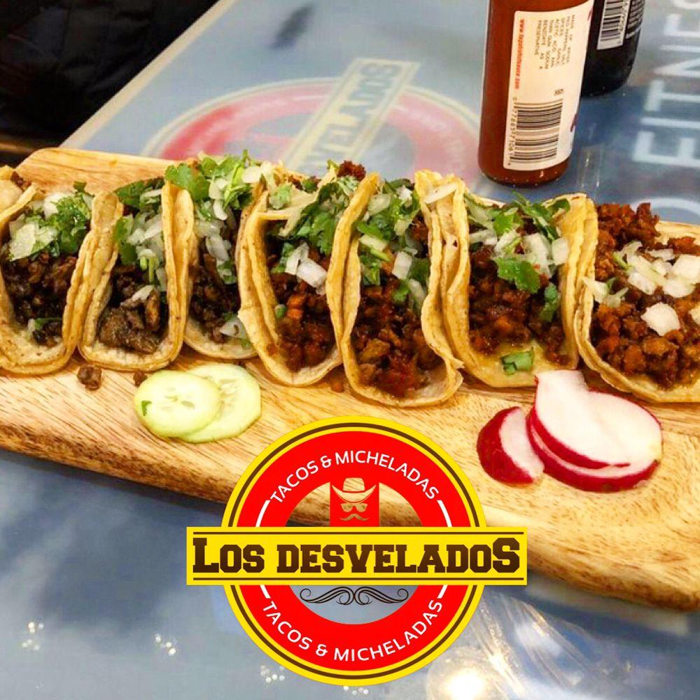 Tacos Los Desvelados: 5306 Atlantic Blvd, Maywood, CA
