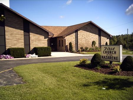 Cadillac First Church of the Nazarene - Churches - 1125 E
