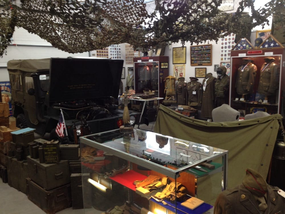 Cannon Falls Military History Museum: 33504 Warsaw Trl, Cannon Falls, MN