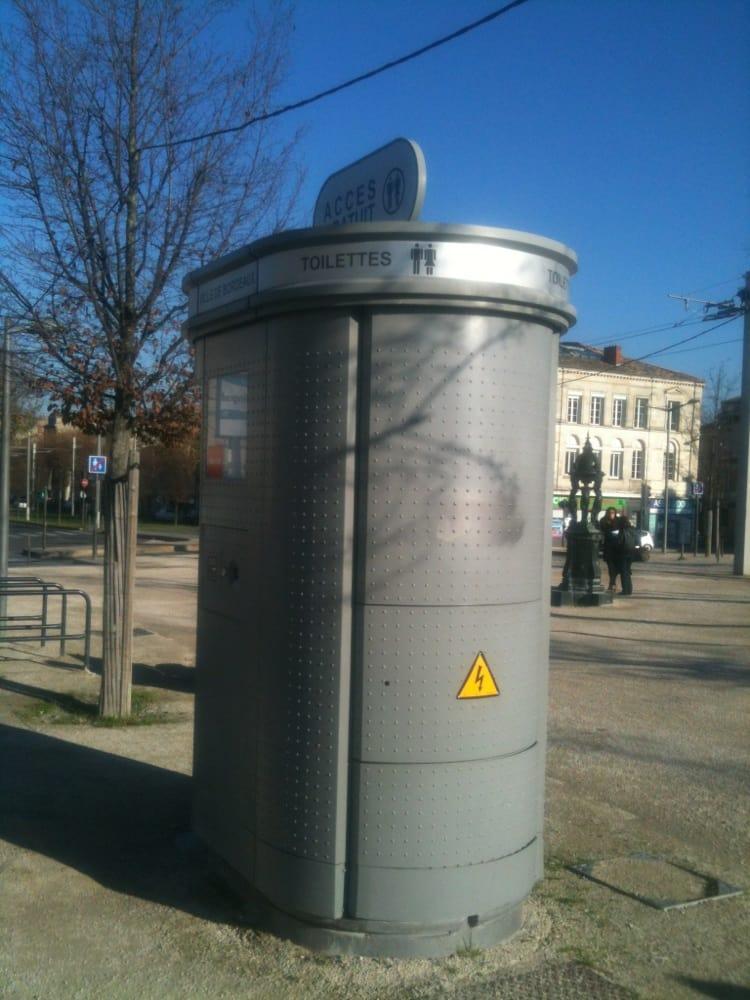 Toilettes Publiques - Public Services & Government - Place ...
