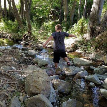 Reyes Creek Campground - 110 foto's & 24 reviews - Wandelen