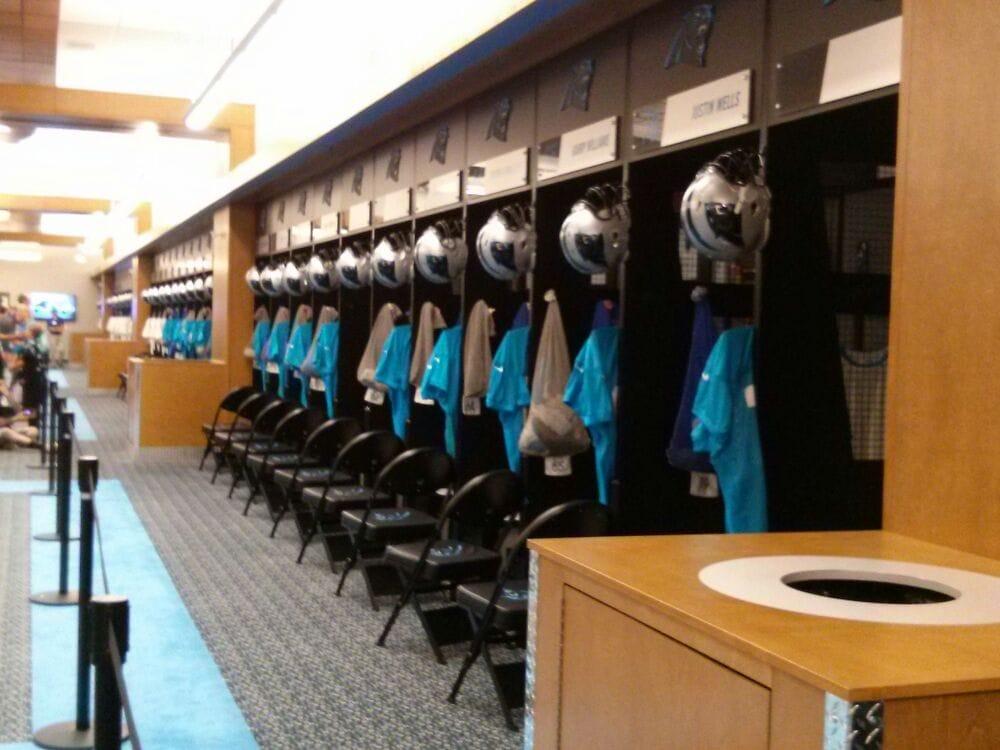 Panthers Locker Room Yelp