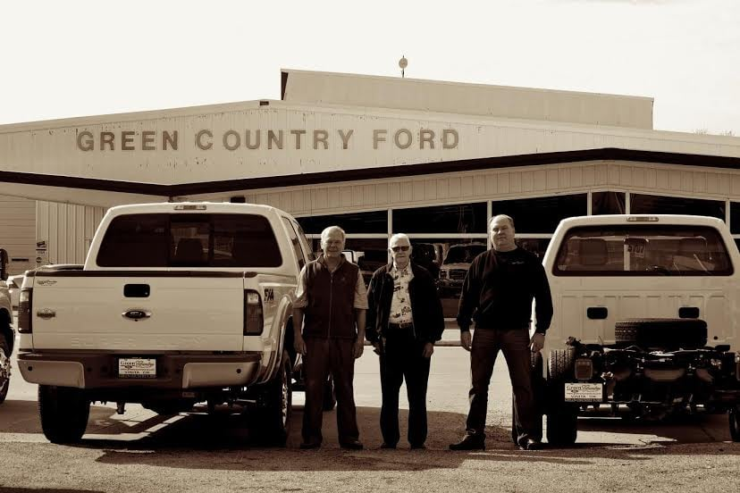 Green Country Ford: 225 W Dwain Willis Ave, Vinita, OK