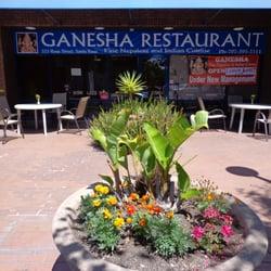 Ganesha Restaurant Santa Rosa Ca