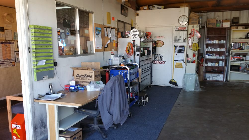 Grizzly Automotive & Diesel Service: 2853 N Grizzly Bear Dr, Prescott Valley, AZ