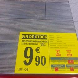 Brico d p t magasin discount 30 ave de l 39 europe leers - Retirer des plinthes carrelage ...