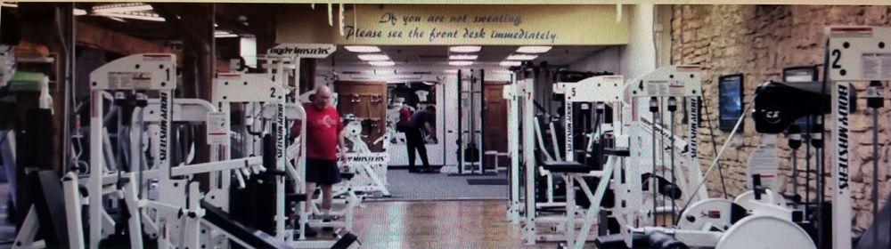 River West Family Fitness: 108 1st St, Batavia, IL