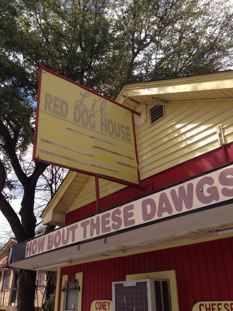 Little Red Dog House: 821 W Broad Ave, Albany, GA