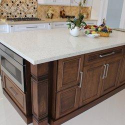 Photo Of Acropolis Marble And Granite Boynton Beach Fl United States Kitchen