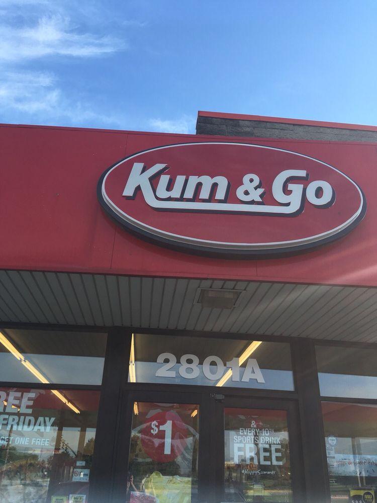 Kum & Go: 2801 E 13th St, Ames, IA