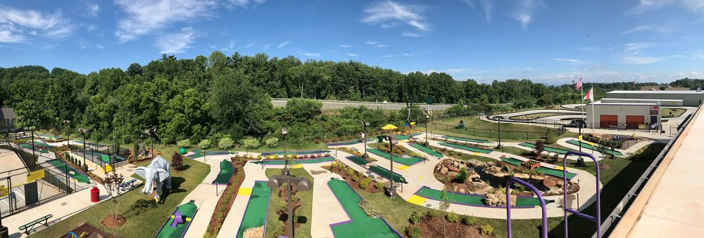 Play Staytion - Mini Golf - 450 Weaverville Rd, Asheville, NC ... on dog rally course design, obstacle course design, show jumping course design, shooting course design, miniature golfing, culinary arts kitchen design, softball course design, miniature putting green, miniature home, putting course design, 3d archery course design, cross country running course design, croquet course design, paintball course design, equestrian course design, sporting clay course design, rafting course design, zip line tower design, putt-putt course design, laser tag course design,