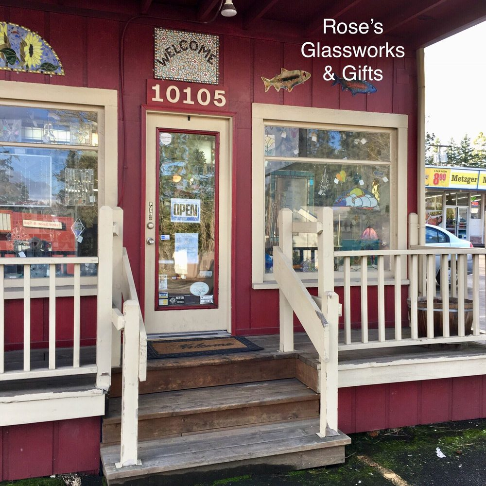 Rose's Glassworks & Gifts
