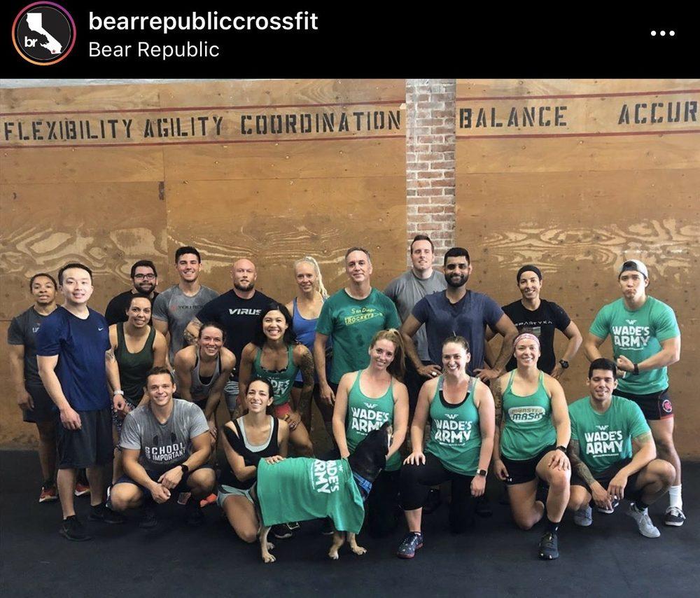Bear Republic Crossfit