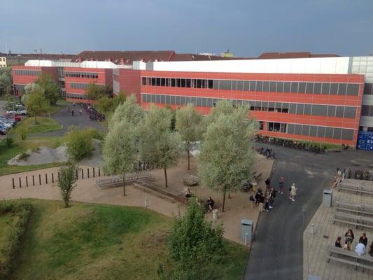 Professionshøjskolen Metropol Hochschule Universität