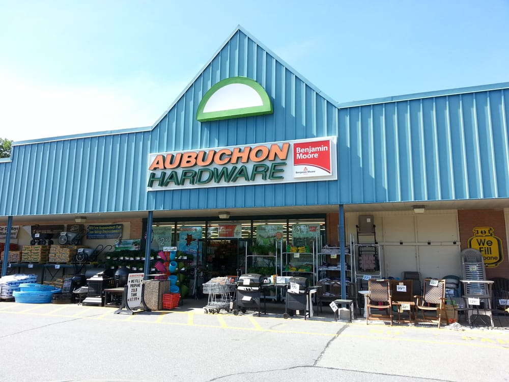 Aubuchon Hardware: 34 Pearson Blvd, Gardner, MA