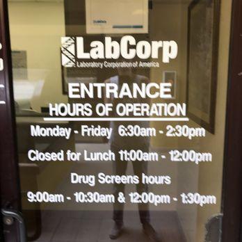 LabCorp - 13 Reviews - Laboratory Testing - 73345 Hwy 111