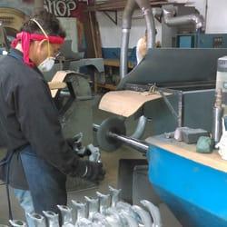 Mastercraft Metal Polishing - Local Services - 3075 N California St