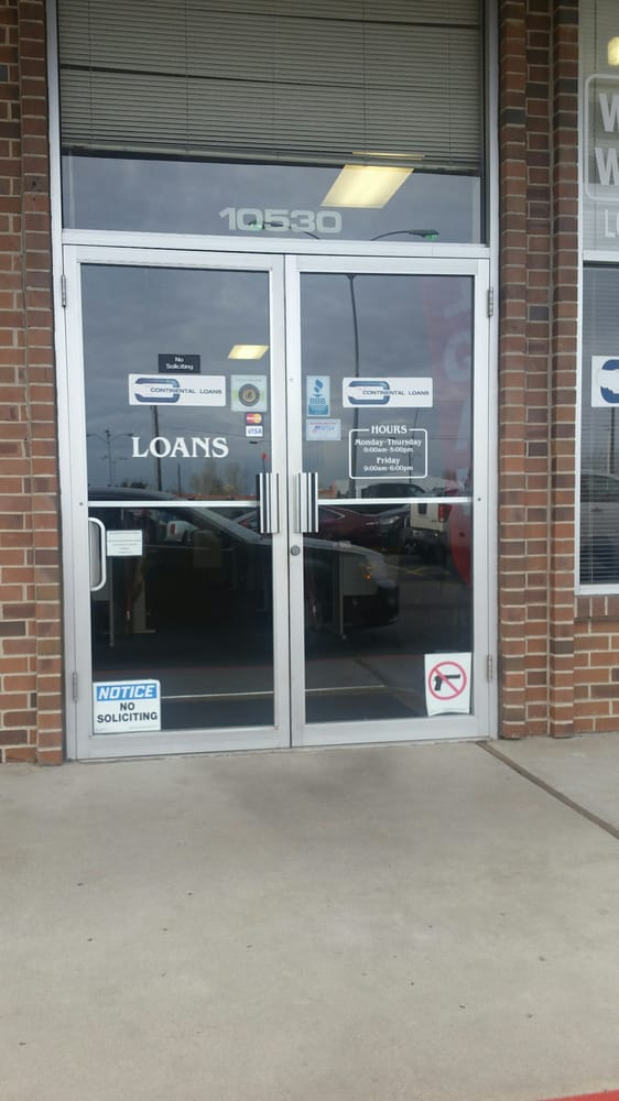 Continental Loans