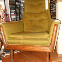 Superb Photo Of Central Upholstering   San Francisco, CA, United States. Uneasy  Chair Before ...