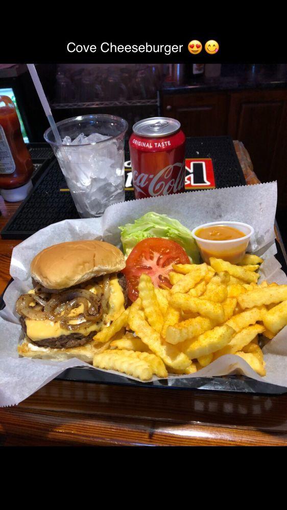 Cove Sports Bar & Grill: 2820 Meredyth Dr, Albany, GA