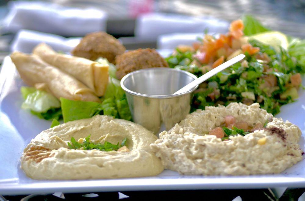 Byblos Mediterranean Kitchen: 1145 Townpark Ave, Lake Mary, FL
