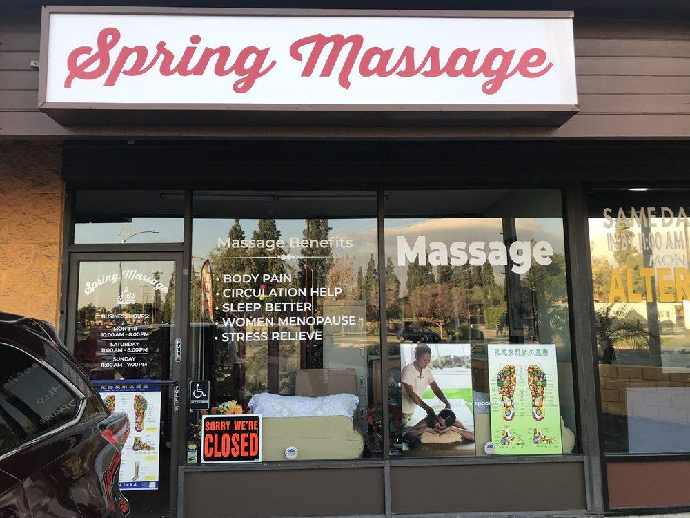 Spring Massage: 784 E Alosta Ave, Azusa, CA