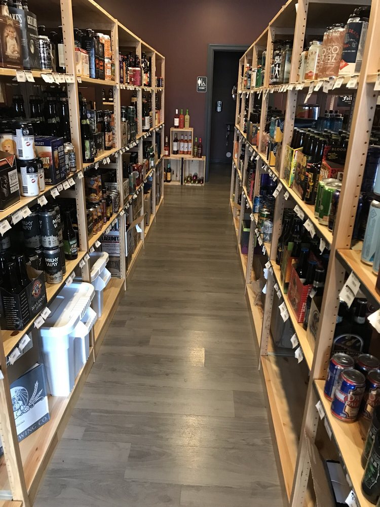 Wine & Beer 101 - Youngsville: 135 W Main St, Youngsville, NC