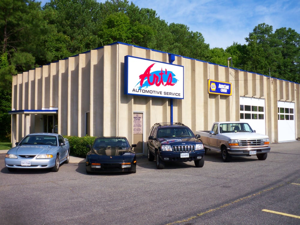 Art's Automotive: 1214 Athens Ave, Richmond, VA