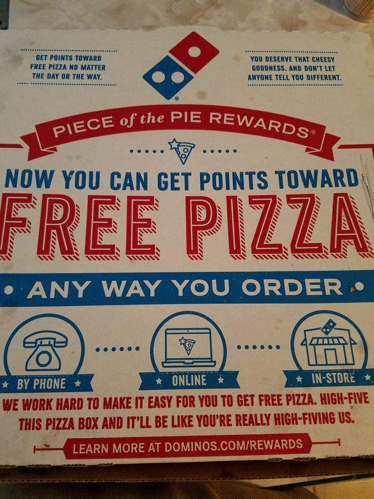 Domino's Pizza: 209 Hwy 701 N, Loris, SC