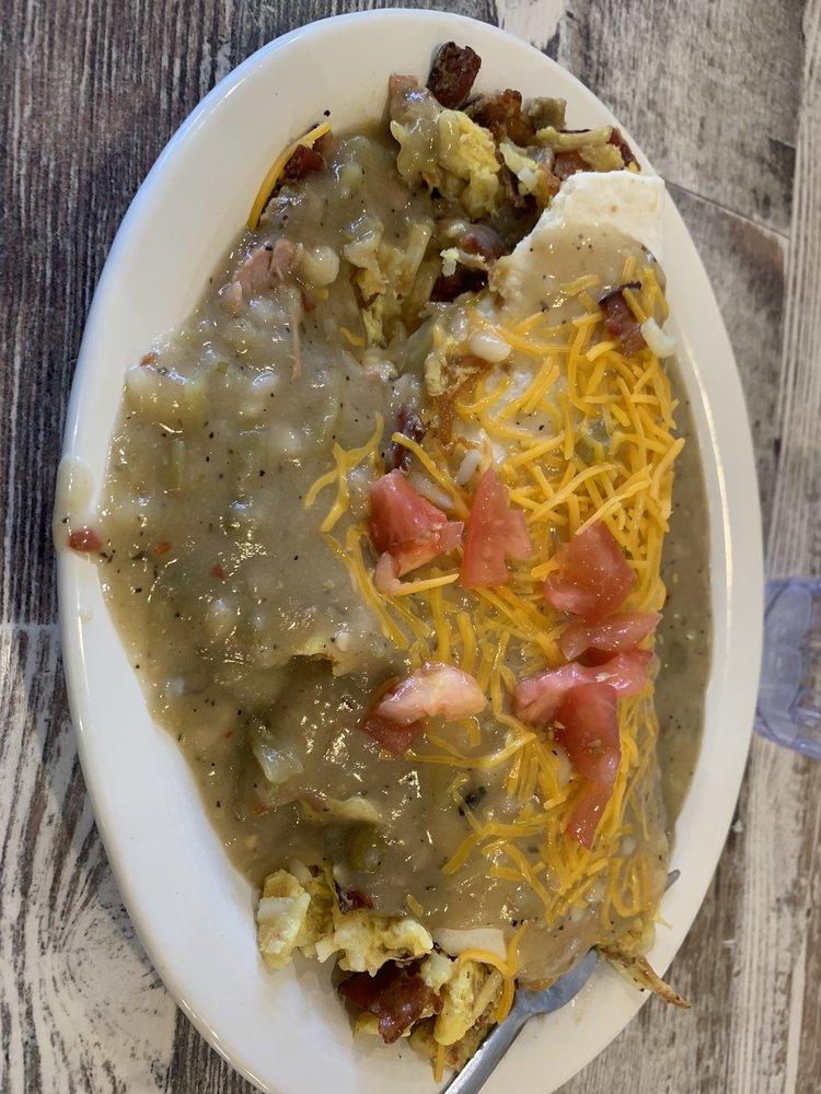 Patty Ann's Cafe: 230 Comanche St, Kiowa, CO