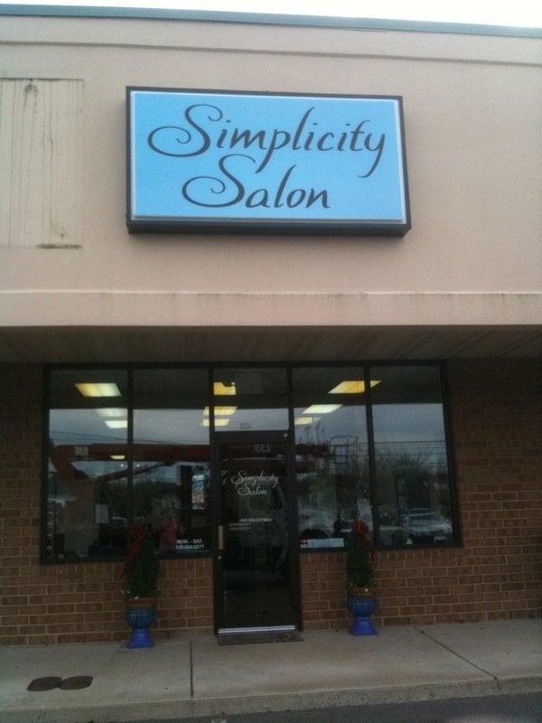 Simplicity Salon Beauty Spas 3334 S Church St Burlington Nc