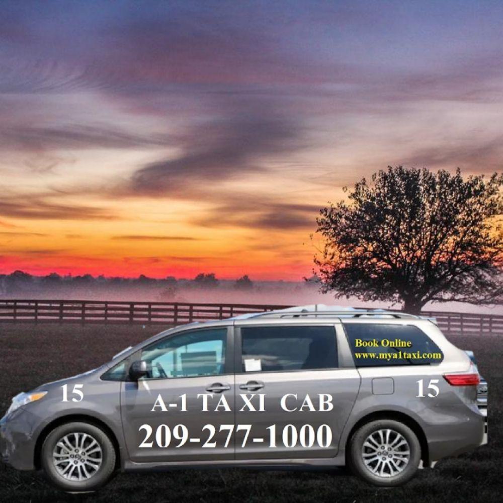 A-1 Taxi Cab: Merced, CA