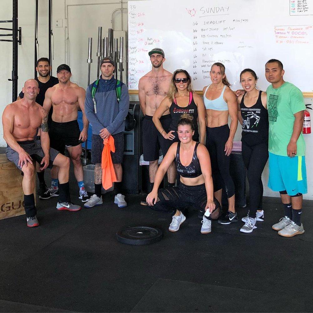 CrossFit Watsonville