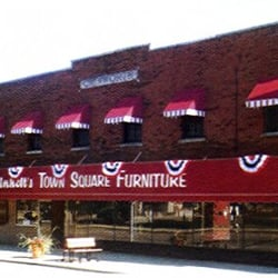 Photo Of Reinholtu0027s Town Square Furniture   Warsaw, IN, United States.  Store Front