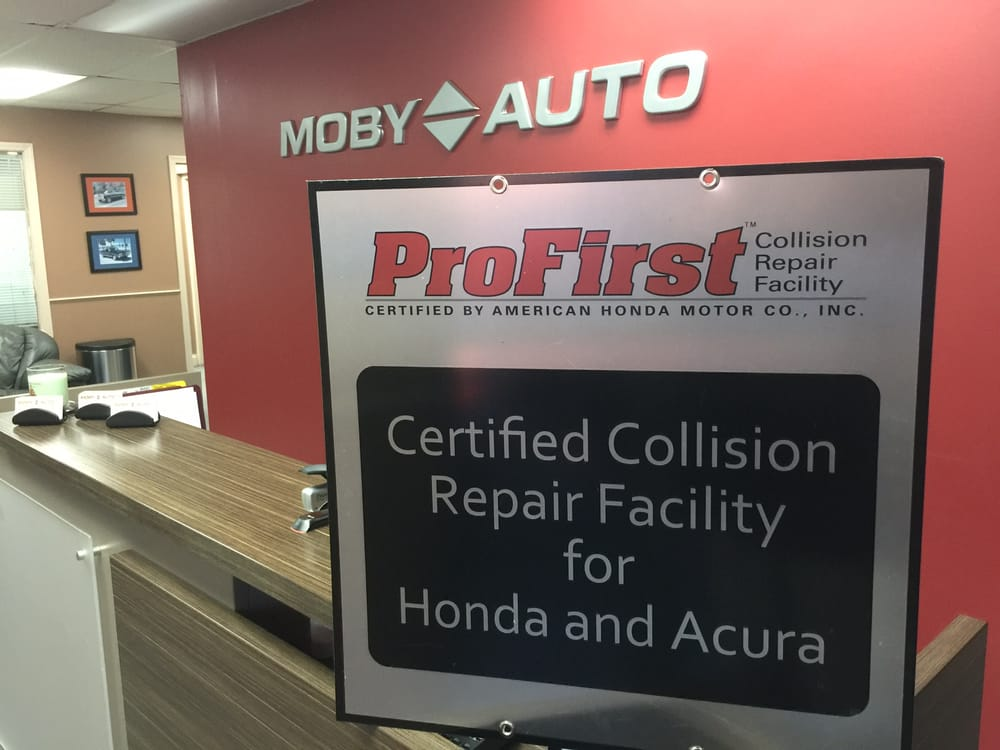 Moby auto collision repair center 26 arvostelua for South motors collision center miami fl