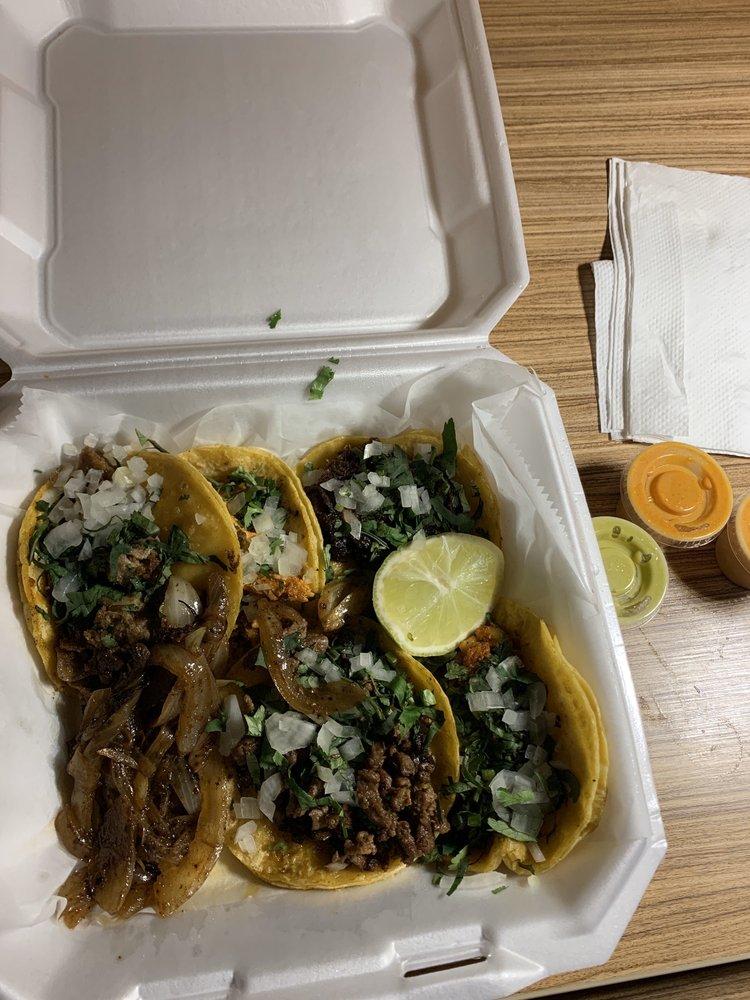 Tacos Zayra: 1101-1109 N Ave C, Freeport, TX
