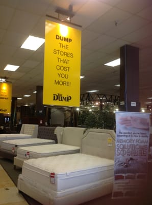 The Dump Furniture Outlet 124 New Market Square Newport News, VA Furniture  Stores   MapQuest
