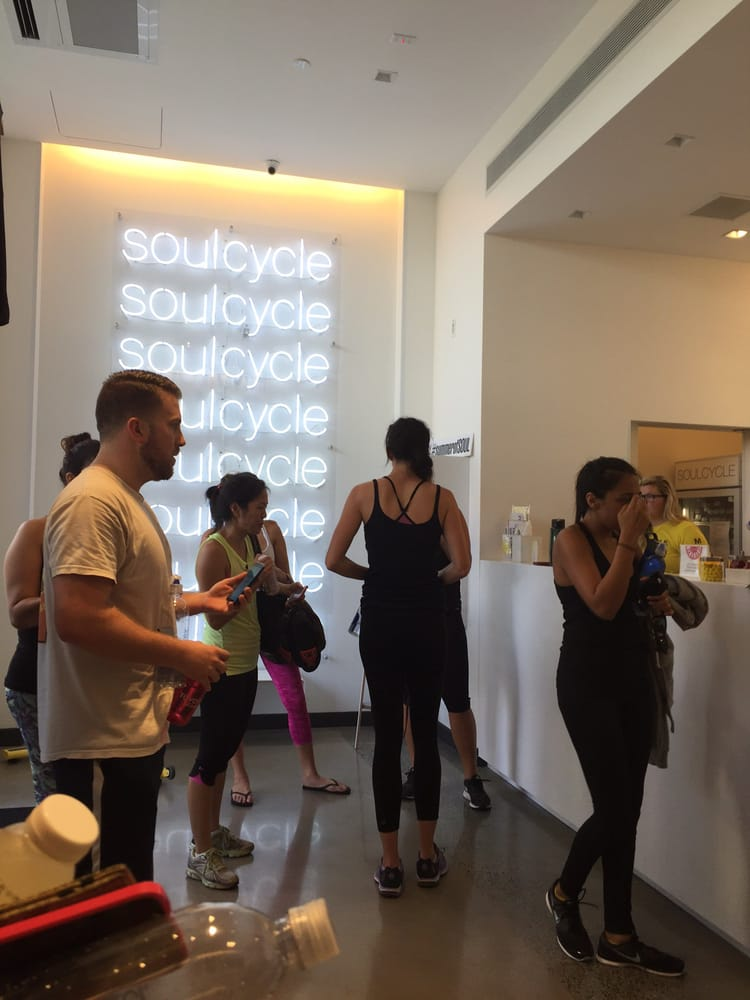 SoulCycle Manhattan Beach