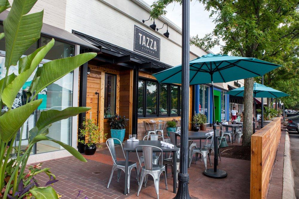 Social Spots from Tazza Kitchen Cameron Village