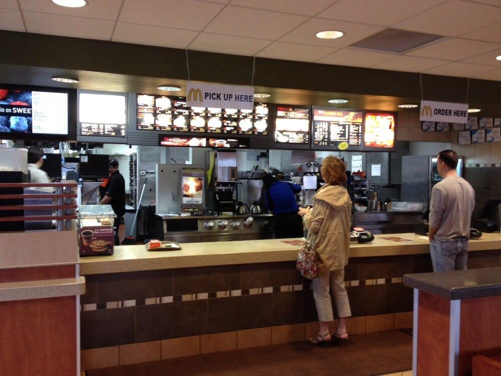 McDonald's: 4910 Hwy 29 S, Alexandria, MN