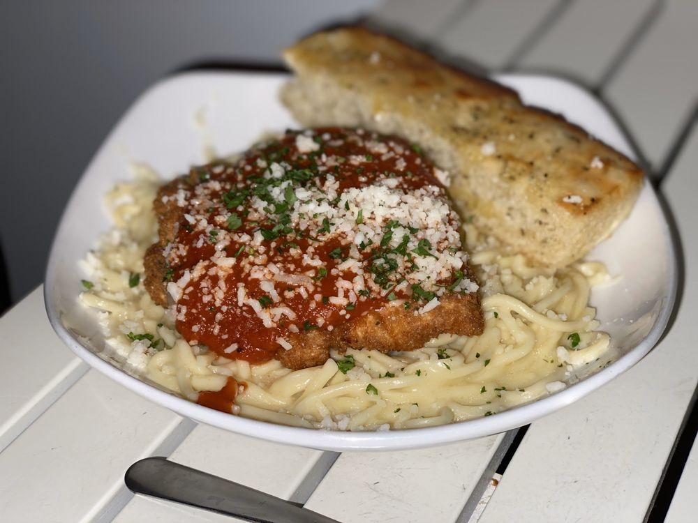 Pasta Garage Italian Cafe: 962 Delaware Ave, Lexington, KY