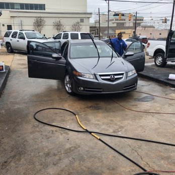 Hands On Car Wash Auto Detailing 900 Adams Ave Montgomery Al