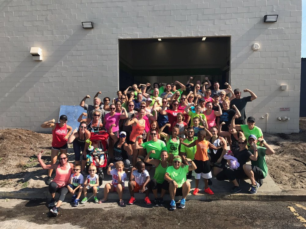 Habitat Health and Fitness: 650 6th St SW, Winter Haven, FL